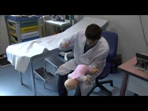 soffocamento da corpo estraneo nei bambini!