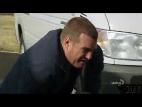 Sam Hits Callen - NCIS Los Angeles 03x14