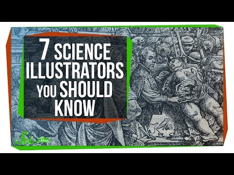 7 Science Illustrators You Should Know