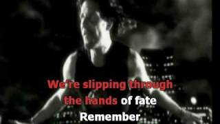 Gotthard - Anytime, Anywhere music video with lyrics.