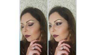 DIY | Makeup Tutorial | Maquiagem de Inverno