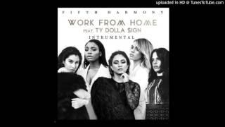 Video Fifth Harmony - Work From Home (Instrumental) MP3, 3GP, MP4, WEBM, AVI, FLV April 2018