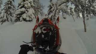 7. 2014 Arctic Cat M8000 Limited153 Testing