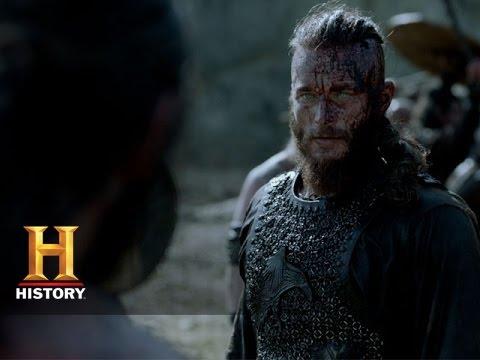 "Vikings Episode Recap: ""Brother's War"" (Season 2 Episode 1) | History"