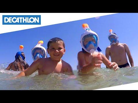 Nuoto, snorkeling e immersione - Gli SNORKELDAYS 2016 di Decathlon Italia