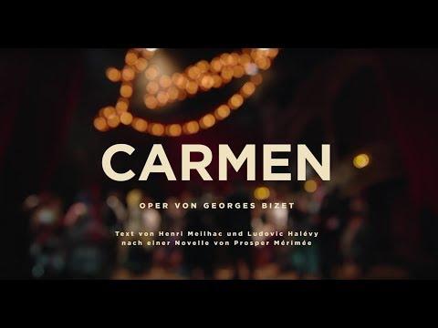 CARMEN von Georges Bizet - Premiere 27.05.2017