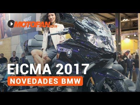 Vídeos de '(VIDEO) Las novedades de BMW en el salón EICMA de Milán 2017'