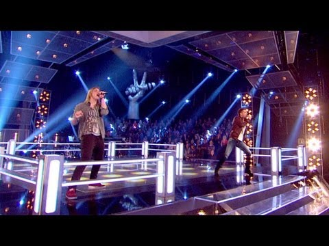 The Voice - Visit http://www.bbc.co.uk/thevoiceuk to play The Voice Predictor Game and for all The Voice UK 2013 news. Performing 'Are You Gonna Be My Girl?', Mitchel wi...
