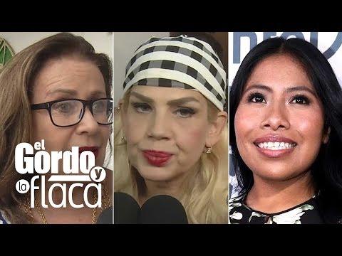 Frases celebres - Niurka Marcos completa la frase que Laura Zapata dijo sobre la fama de Yalitza Aparicio  GYF