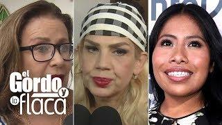 Niurka Marcos completa la frase que Laura Zapata dijo sobre la fama de Yalitza Aparicio   GYF