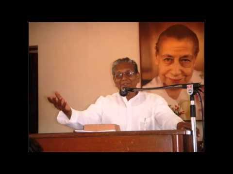 Video Talk by Shri Manoj Das on