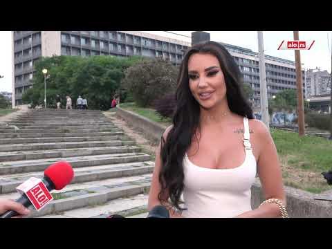 Katarina Grujić proslavila 28. rođendan u Beogradu