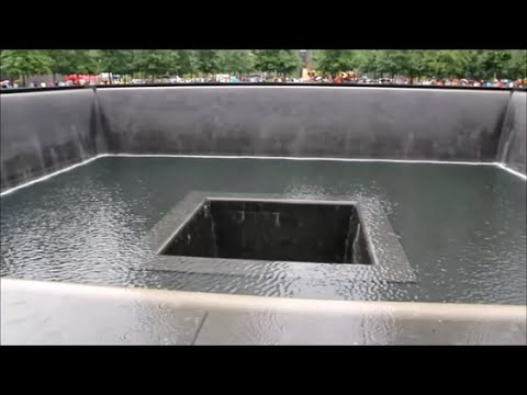 9/11 Memorial New York City World Trade Center September 11 Ground Zero Video