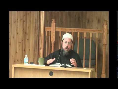 شرح كتاب فقه السنة 21 / 5 / 2012