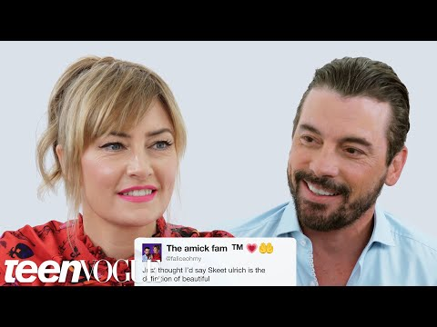 Riverdale's Skeet Ulrich And Mädchen Amick Compete In A Compliment Battle | Teen Vogue