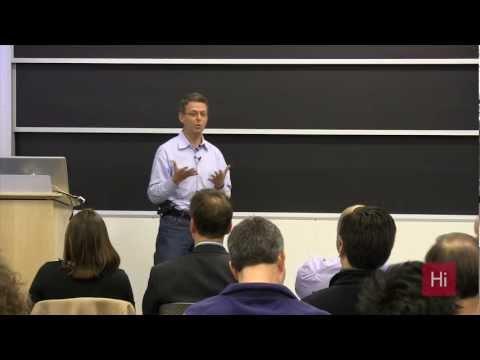 Harvard i-lab | Startup Secrets Part 2: Company Formation - Michael Skok