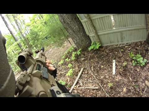 airsoft battle - Pilot Extraction Gametype. KWA Magpul M4 with KAC Suppressor. Contour ROAM INTENSE Helmet/Face/Gun Cam Action. See the action from MULTIPLE point of views! C...