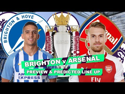 BRIGHTON v ARSENAL - I HAVE NO CONFIDENCE IN THIS TEAM - MATCH PREVIEW
