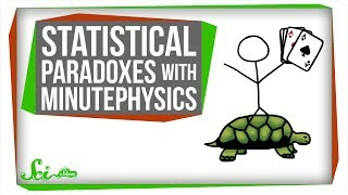 Statistical Paradoxes with MinutePhysics - SciShow Talk Show