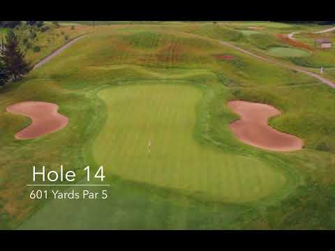 The Final Stretch: Holes 13 - 18