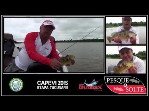 CAPEVI 2015  ETAPA TUCUNARÉ Itaipulandia