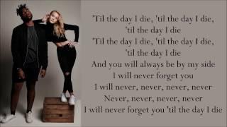 Video Zara Larsson ~ Never Forget You ft. MNEK ~ Lyrics MP3, 3GP, MP4, WEBM, AVI, FLV Mei 2018