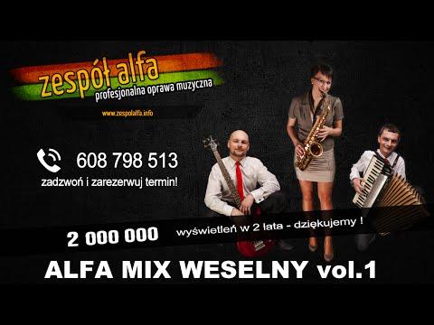 Alfa - Mix weselny vol.1
