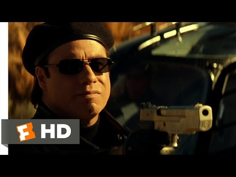 Swordfish (7/10) Movie CLIP - You've Sold Out America (2001) HD