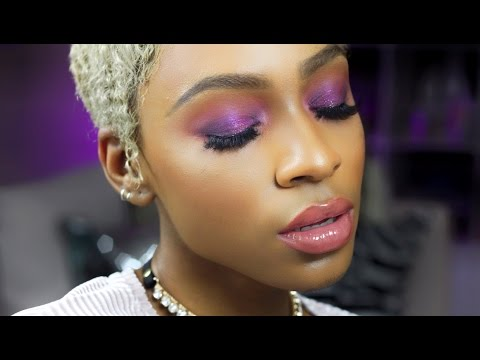 Chit Chat GRWM: Peanut Butter & Jelly (Kiss NY Pro, Too Faced, etc) ▸ VICKYLOGAN