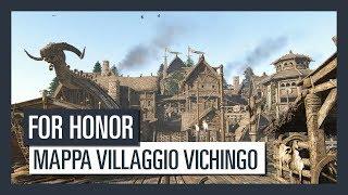 Mappa Villaggio vichingo