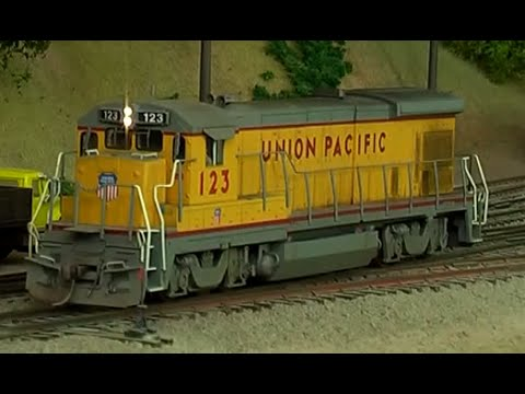 ho scale - Dan provides some great tips for sanding your model locomotives in this podcast and also describes a solution for non-directional headlight function using a ...
