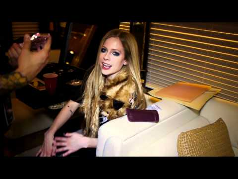 Avril Lavigne Black Star Tour Canada 10 Show Countdown Video