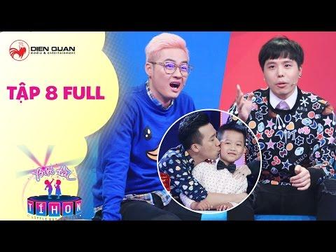 Biệt tài tí hon | tập 8 full hd: Thanh Duy, Trịnh Thăng Bình bái phục cậu bé làm toán bằng tiếng Anh - Thời lượng: 58:06.