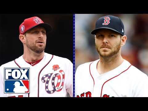 Video: J.P. Morosi provides updates on Max Scherzer, Chris Sale and Corey Kluber | MLB WHIPAROUND