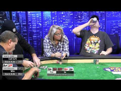 S5G5P1 CTB Chase The Bracelet Season 5 Game 5   Poker Game Show by Poker On Air