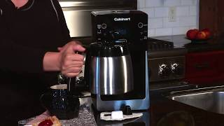 PerfecTemp® 12 Cup Thermal Coffeemaker Demo Video Icon