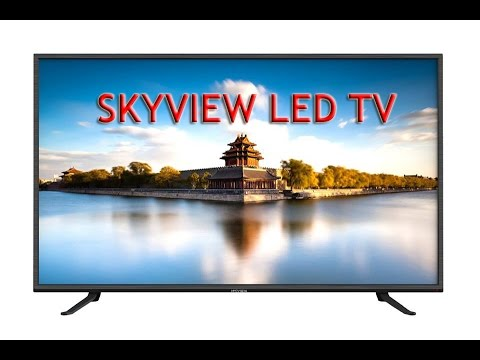 Skyview LED TV Review