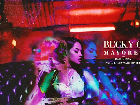 Vevo Watch Party Live with Becky G