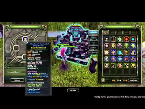 DRAGON NEST +14 DISASSEMBLE
