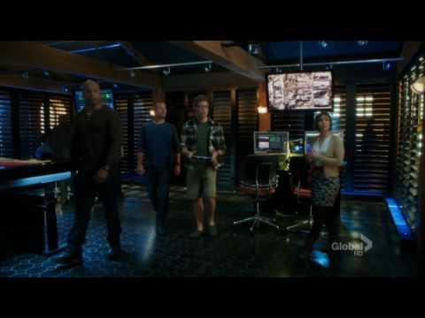 NCIS Los Angeles 3x22 - Fanny Pack