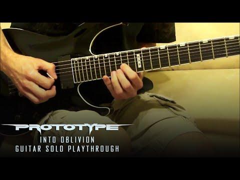 Prototype - Into Oblivion - Guitar Solo - Kragen Lum