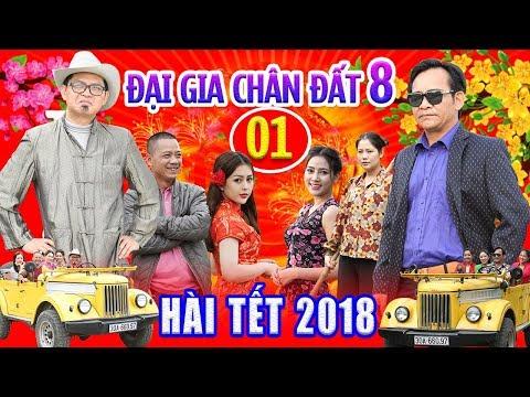 Đại Gia Chân Đất 2018 Tập 1 Full Max Hài