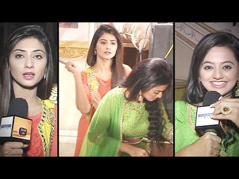 Kavita and Swara aka Nikita and Helly shares exper