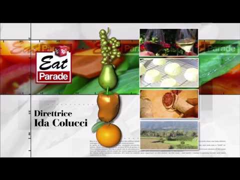 Strada del Vino e dei Sapori dell'Oltrepò Pavese a Tg2 Eat Parade