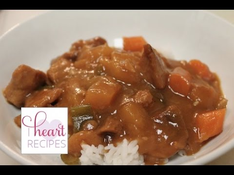 Crock Pot Sweet and Sour Pork Recipe | I Heart Recipes