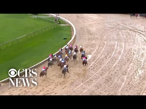 Country Horse wins Kentucky Derby after historic disqualification