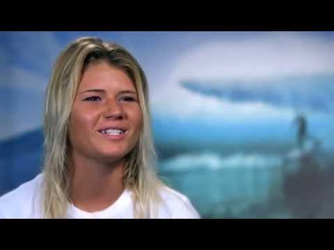 Television Show - Wildcard is a one-hour documentary that follows four Australian junior female surfers selected during the Be the Influence Australian Boardriders Battle in C...