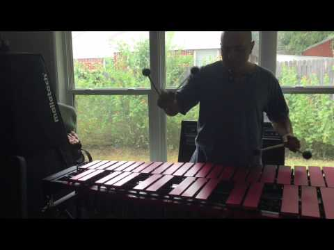 "Bobby Hutcherson - ""Montara"" On Electric Vibraphone With Effects And Looper (Malletech Omega)"