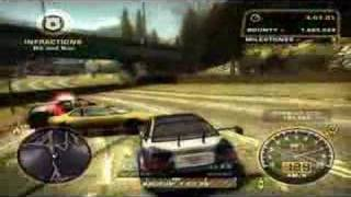 SPOILER ALERT* this is the end of most wanted, right after you beat razor, the #1 blacklist driver.
