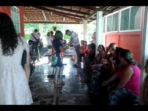 CAFÉ DA MANHÃ ANTES DO BATISMO, QUARTEL GERAL, MG